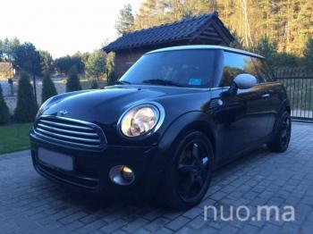 Mini Cooper nuomai, Autonuoma123