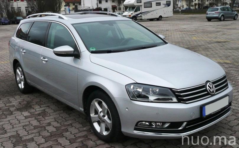 Volkswagen Passat nuoma, Autorolida