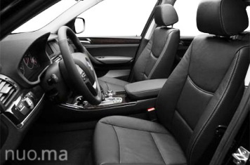 BMW X3 nuoma, AutoBanga