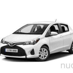 Toyota Yaris nuomai, AutoBus