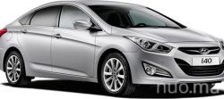 Hyundai i40 nuomai, TopRent