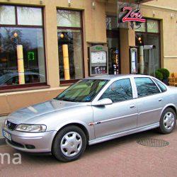 Opel Vectra nuomai, Bebro Nuoma