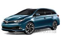 Toyota Auris nuoma, TopRent