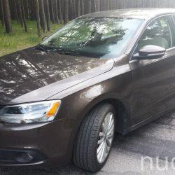 Volkswagen Jetta automobilio nuoma, Rent & Drive