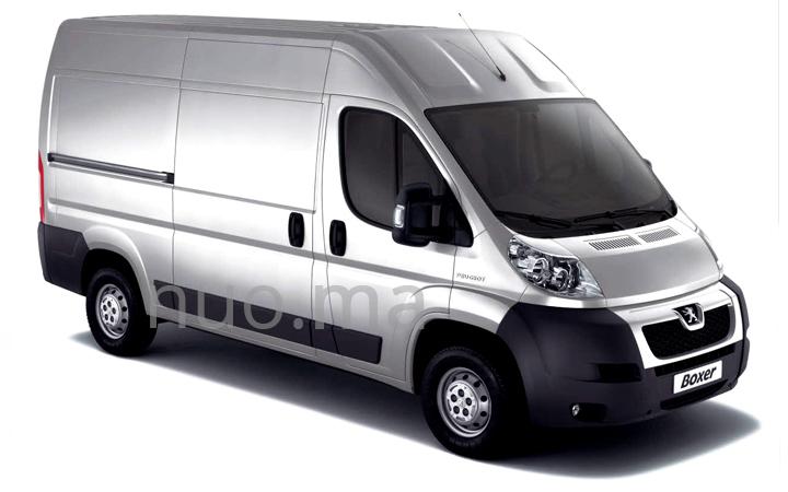 Krovininis Peugeot mikroautobusas nuomai, CheapAuto