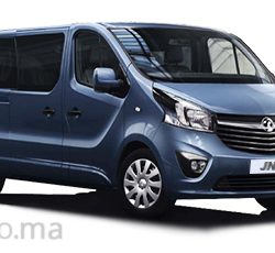 Opel Vivaro nuoma, JND