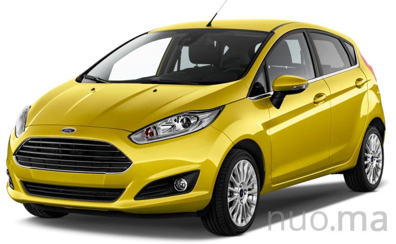 Ford Fiesta nuoma, NeoRent