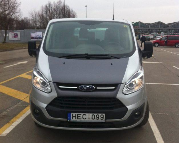 Ford Tourneo Custom nuoma, Maibus