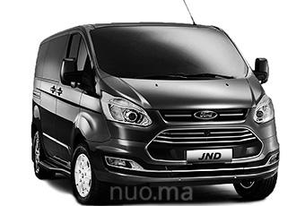 Ford Tourneo nuoma, JND