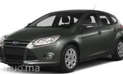 Ford Focus nuomai, TopRent