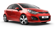 Kia Rio nuomai, Rent4You