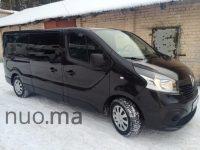 """2015 m. Renault Trafic nuoma, UAB """"Kertušas"""""""