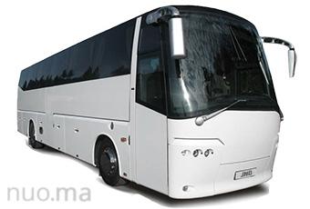 Bova autobuso nuoma, JND