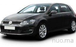 Volkswagen Golf nuomai, TopRent