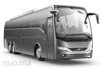 Volvo turistinis autobusas nuomai, JND