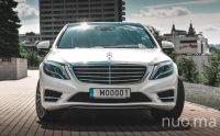 S klasės Mercedes-Benz nuomai, AutoKorona