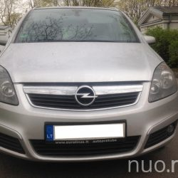 Opel Zafira nuoma, Family Car Rental