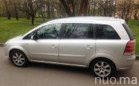 Opel Zafira nuoma, Family Car Rental