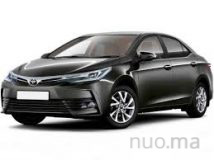 Toyota Corolla nuomai, TopRent