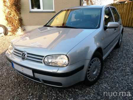 "Volkswagen Golf nuoma, UAB ""Vogels"""
