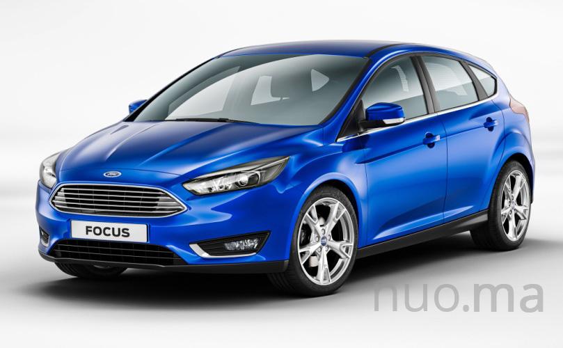 Ford Focus nuoma, NeoRent