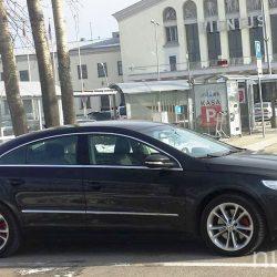 Volkswagen Passat CC nuoma, Transrenta
