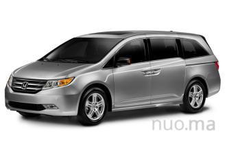 Honda Odyssey nuoma, RentHonda