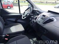 Ford Transit mikroautobusas nuomai, RentCar