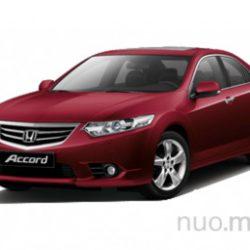 Honda Accord nuoma, RentHonda