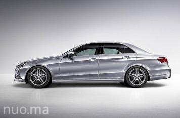 E klasės Mercedes-Benz nuoma, AutoBanga