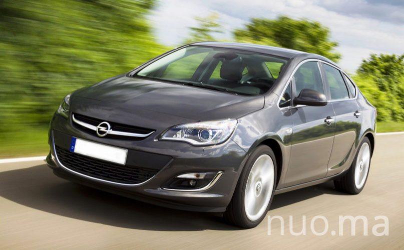 Opel Astra nuoma, NeoRent