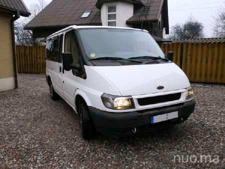 "Ford Transit nuoma, UAB ""Vogels"""