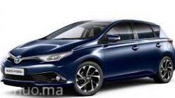 Toyota Auris nuomai, TopRent