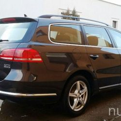 Volkswagen Passat nuomai, Transrenta