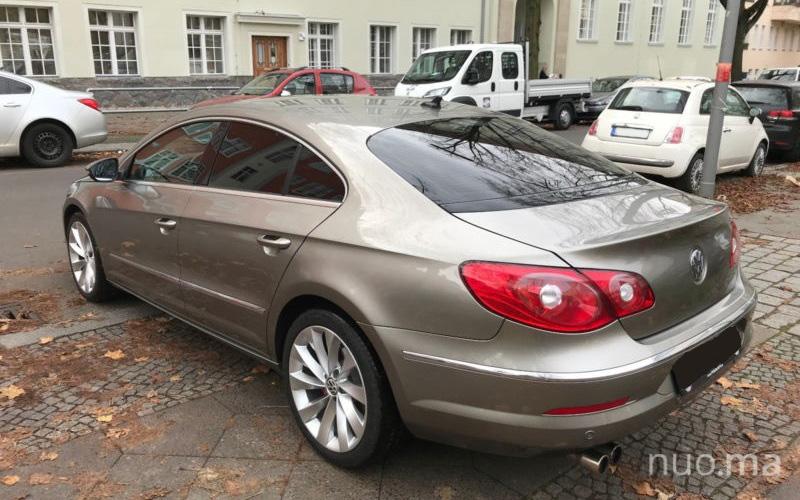Volkswagen Passat CC nuoma, AutoGrupė
