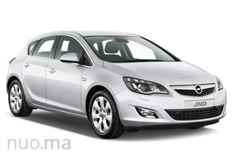 Opel Astra Enjoy nuomai, JND
