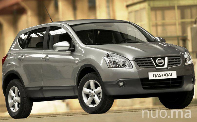 Nissan Qashqai nuomai, NeoRent
