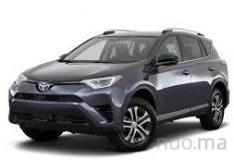 Toyota RAV4 nuomai, TopRent