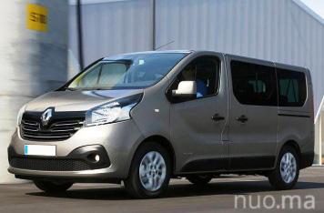 Renault Trafic nuoma, AutoBanga