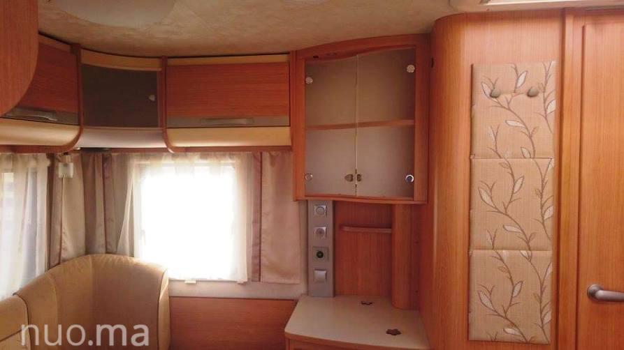 Adria Adora prikabinamas namelis nuomai, Mikrobuso nuoma