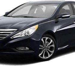 Hyundai Sonata automobilio nuoma, Rent & Drive
