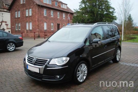 Volkswagen Touran nuoma, AutoGrupė