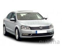 Volkswagen Passat nuomai, TopRent