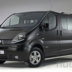 Renault Trafic nuoma, Mikrobuso nuoma