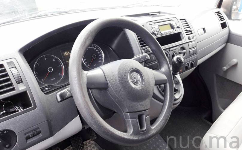 VW Transporter mikroautobuso nuoma, Autonuoma.com