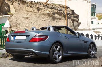 SLK klasės Mercedes nuoma, AutoBanga