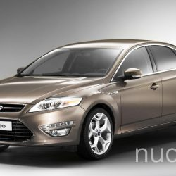 Ford Mondeo nuoma, NeoRent