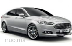 Ford Mondeo nuomai, TopRent