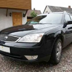 "Ford Mondeo nuoma, UAB ""Vogels"""