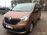 """Renault Trafic nuomai, UAB """"Kertušas"""""""